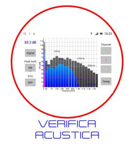 verifica acustica